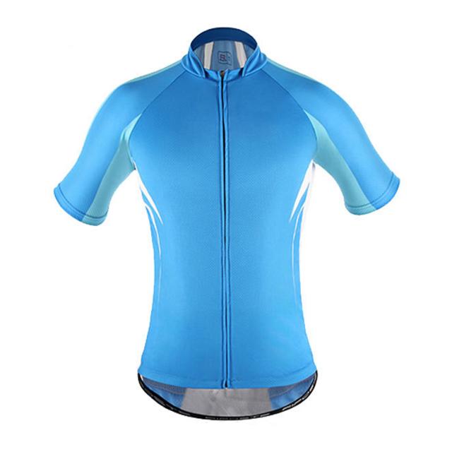 Großhandel Kurzarm Radtrikot Herren Radsport-T-Shirt Sportbekleidung Radsportbekleidung (SSC010)