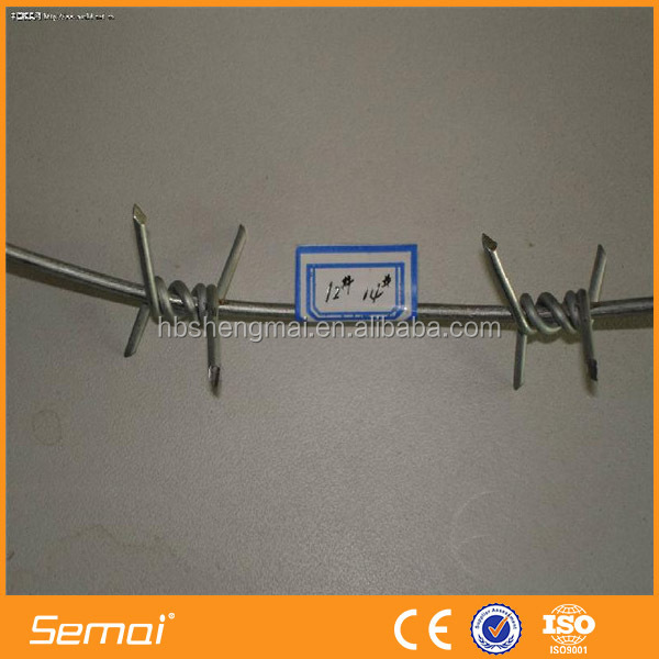 Cheap Anti Climb Anti Cut Security Barbed Wire Fence Price Per Ton With OA Payment Term