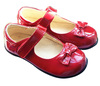 New arrival summer children leather school shoes