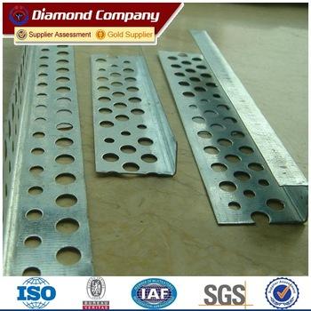 Perforate Aluminium Corner Bead