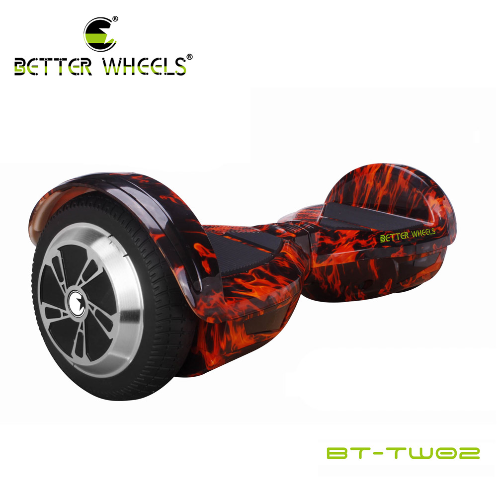 Self Balancing Electric Scooters Smart Balance Board bluetooth Two Wheel Samsung LG Remote Control hoverboard Outdoors