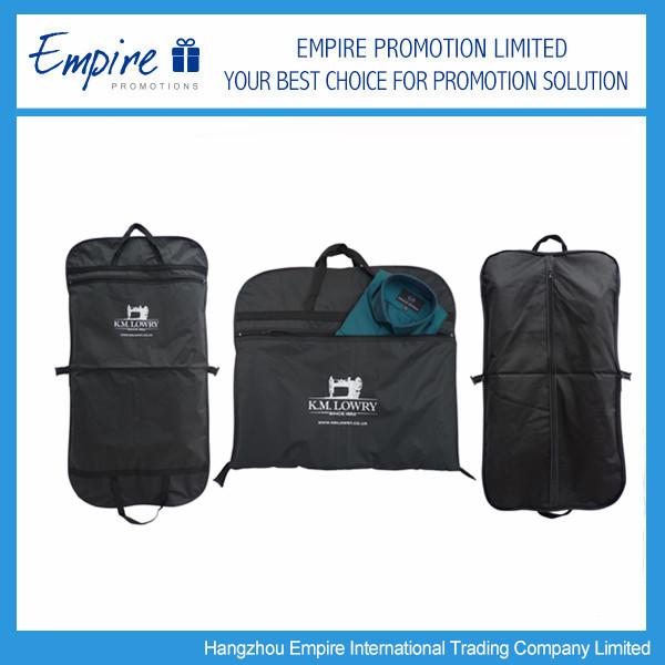 Suite Handing Breathable Promotional Folding Suit Cover Bag - Buy ...