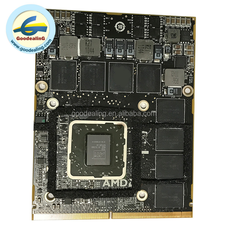 "2010 Year Computer graphics card for Apple iMac 27"" A1312 HD5750/Top sale laptop graphic card"
