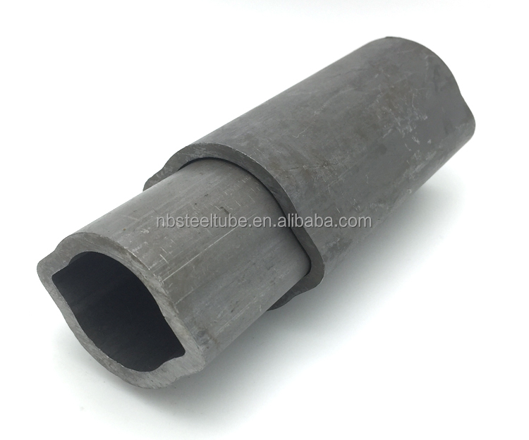 Profile Steel Tube for Agricultural Machines with Carbon Steel and Alloy Steel Grade