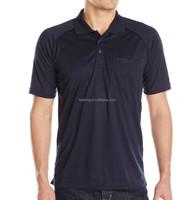 Men's Raglan Performance dry fit Pocket Polo shirt