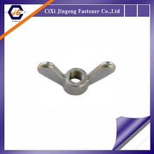 China DIN315 M8 Wing Type A2 Stainless Steel Nut