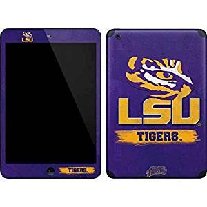 LSU iPad Mini (1st & 2nd Gen) Skin - LSU Tigers Vinyl Decal Skin For Your iPad Mini (1st & 2nd Gen)