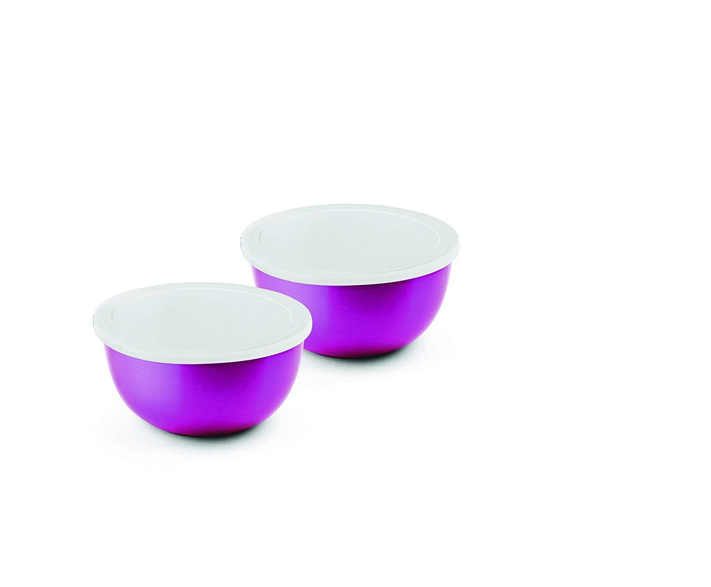 Get Quotations Bonita Micro Wonder Microwave Safe Bowls Set Of 2 Small Ks01