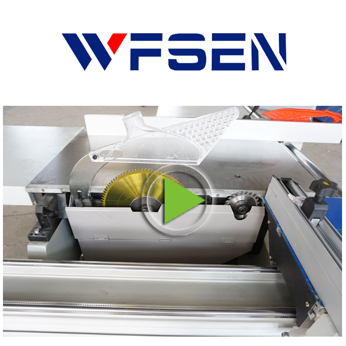 MJ6132TD China WFSEN manufacture italian machine panel saw
