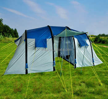 High quality 8 person inflatable airbeams family tents