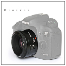 HD 50mm F1.8 AF SLR camera <span class=keywords><strong>lens</strong></span>, digitale slr camera, china digital slr camera