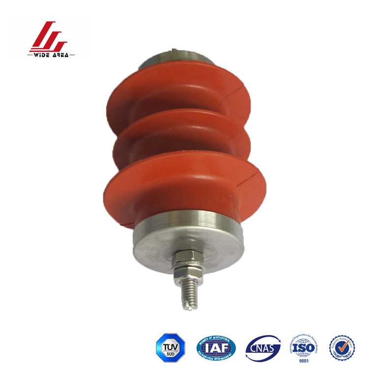 10KV Polymeric Housed Metal Oxide Gapless Surge Arrester Lightning Arresters