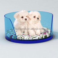 New Product Acrylic Dog Cage Pet Bed/Pet Cages/Reptile Display Case