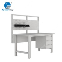 Laboratory Modular ESD Work Bench Table Antistatic Workbench