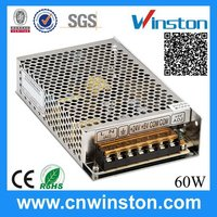 D-60B 60W 5V 3A design new arrival 60w power supply led