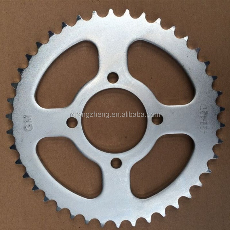 AX100 motorcycle sprocket