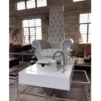 mmd512 luxury high back pedicure chairs used nail salon equipment