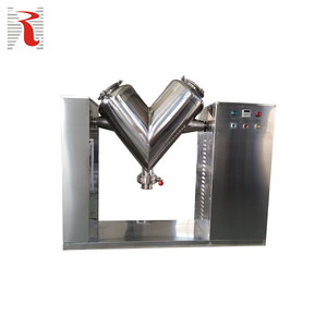 VH-50 V Shape Machine Medicine High Speed Horizontal Flour Powder Mixer