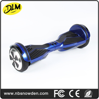 2016 top popular fashionable 6.5 inch electric scooter with srong power