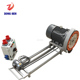 ZongSen 15 to 22 KW Electric Chain Concrete Cutting Diamond Wire Saw Machine