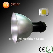 grey or black color led replace 150w hqi for factory hall gas station ip65 high bay light 150w JX-HB150W