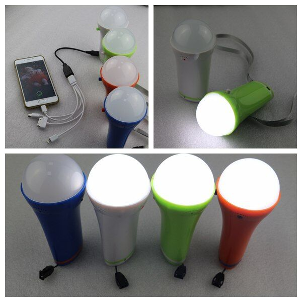 2017 Portable solar camping lantern with cell phone charger for kenya