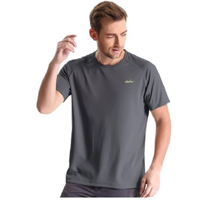 custom fashionable cooling t-shirt sports cricket for man