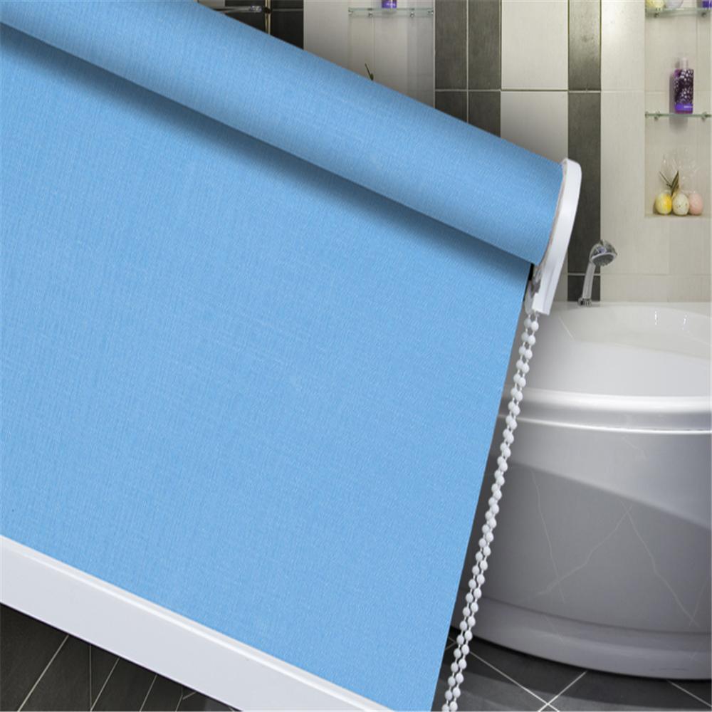 Термо blackout Туалет Ванная комната рулонные шторы