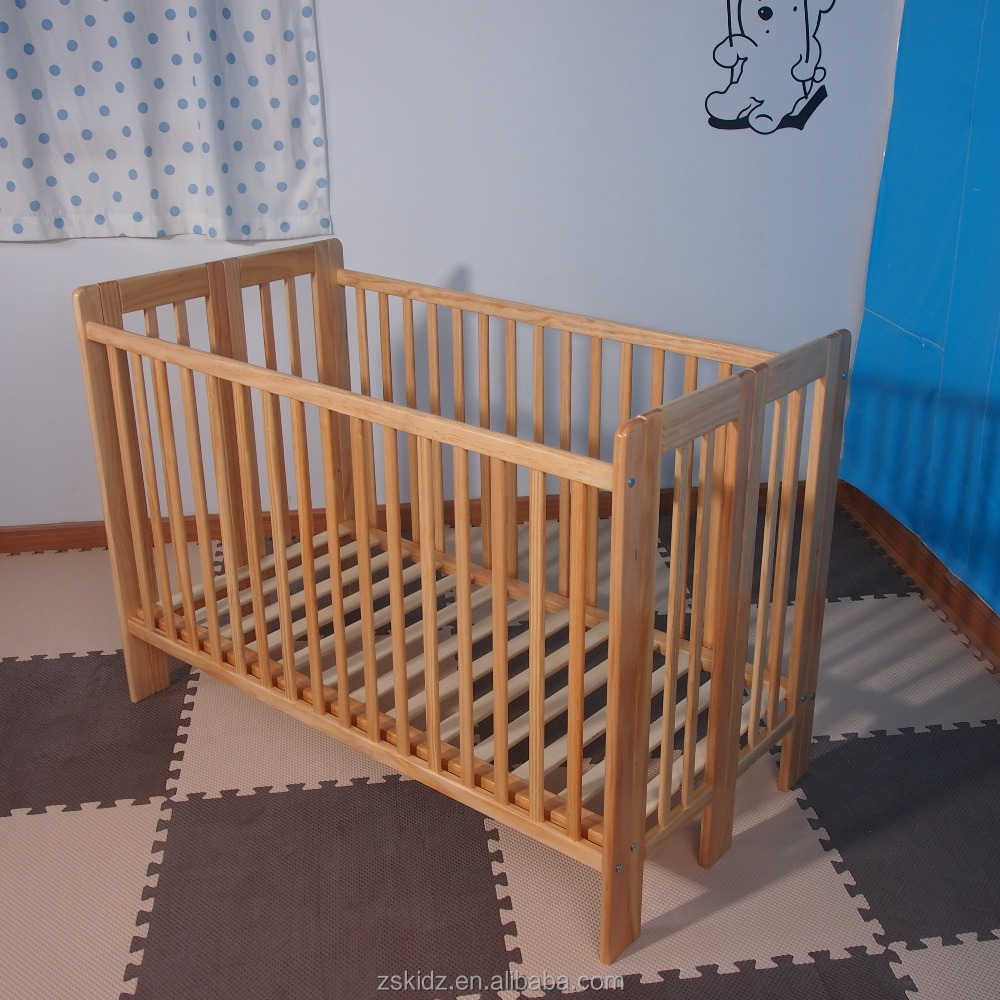 Cheap Price foldable french style baby cot
