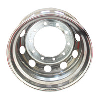 Hot Sales 175 Wheel Rim 22.5x9.00 inch Steel Wheels Only FOB$35.900 Per Pieces