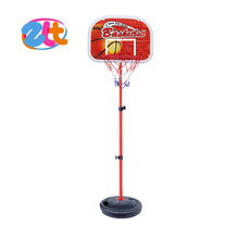 Portable basketball system stand children sports equipment