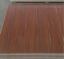 2018 New Wood-Plastic Composite Acoustical boards