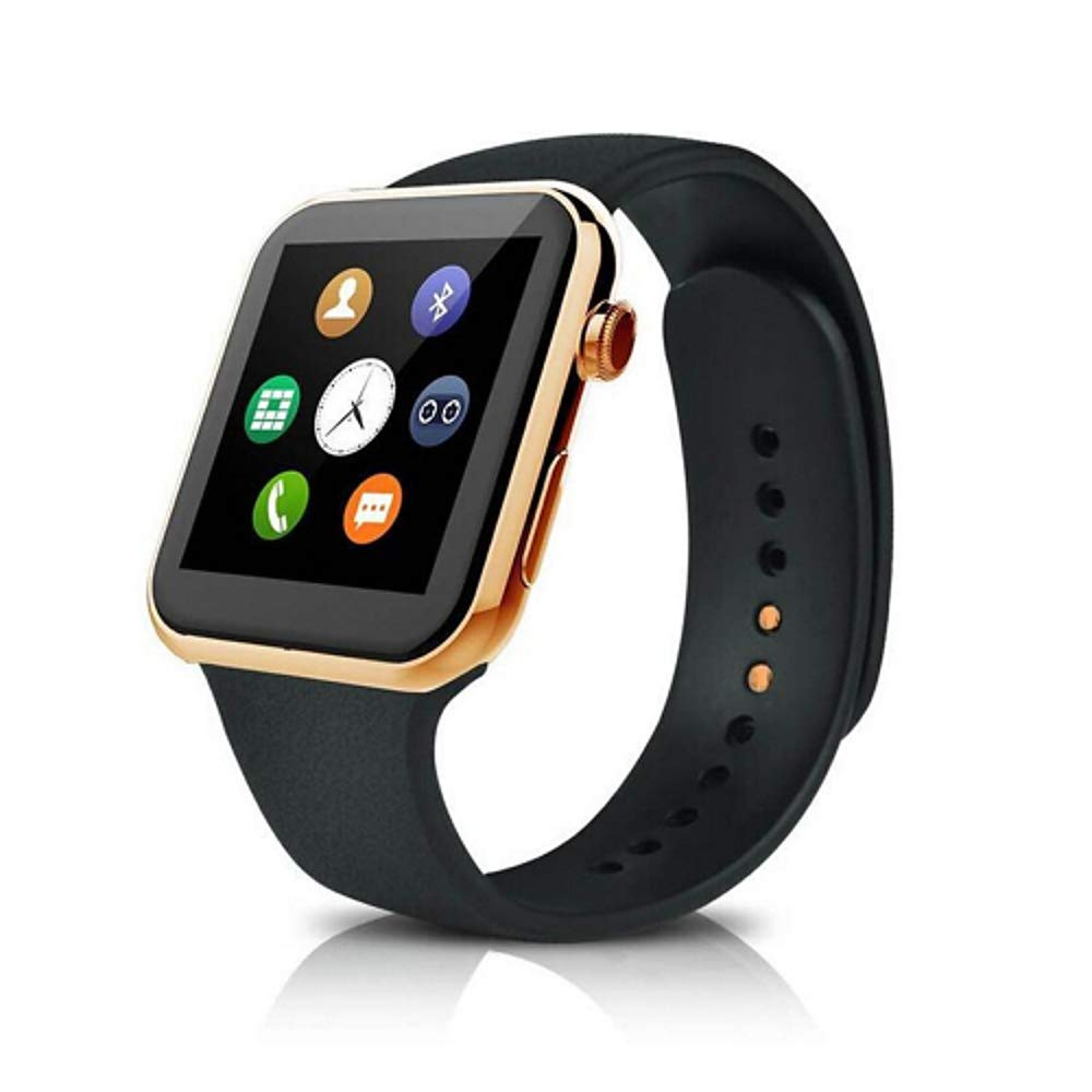 OUKU Smartwatch MTK2502 for iOS/Android / iPhone Black/Silver / Golden/Sports / Touch Screen/Calories Burned/Long Standby/Hands-Free Calls