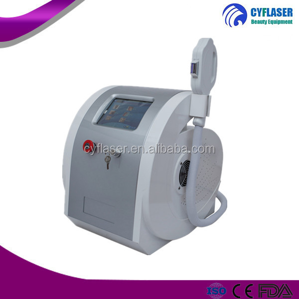Manufacture personal use hair removal skin care elight ipl and a rf portable device