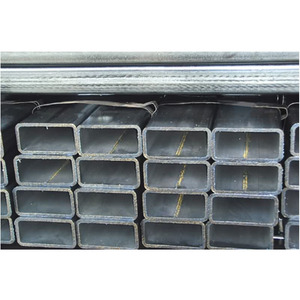 Q345D Seamless Square Steel Pipe For Wind Mill