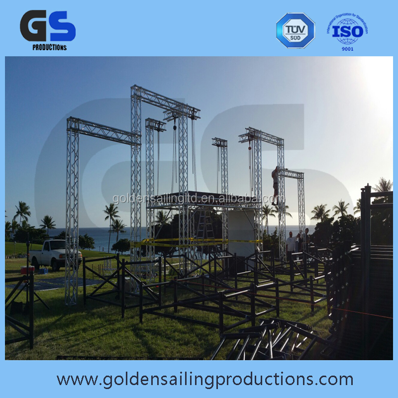 Used high quality aluminum truss lighting truss for events for Buy truss