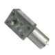 4632 12v 90 degree right angle dc worm gear motor for label printer