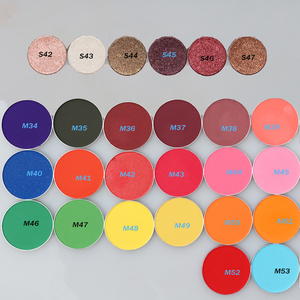 Face Makeup Private Label Custom Eyeshadow Palette
