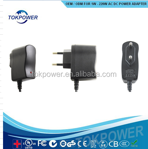 Mobile phone travel charger with EU, UK, USA plug for MotorolaT720, V66, V60, V70, V680, V730, A760, A768