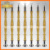 Acrylic Baluster For Glass Stair Railing Pillars Rod