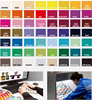 Custom pantone colors