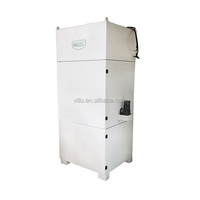Dust cleaning machine portable industrial cyclone dust collector