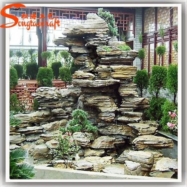 2015 china jard n al aire libre ngel fuente de agua for Diseno de fuente de jardin al aire libre