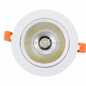 2018 new BIS popular 7W 10W 15W isolated round LED Downl Light hot sale