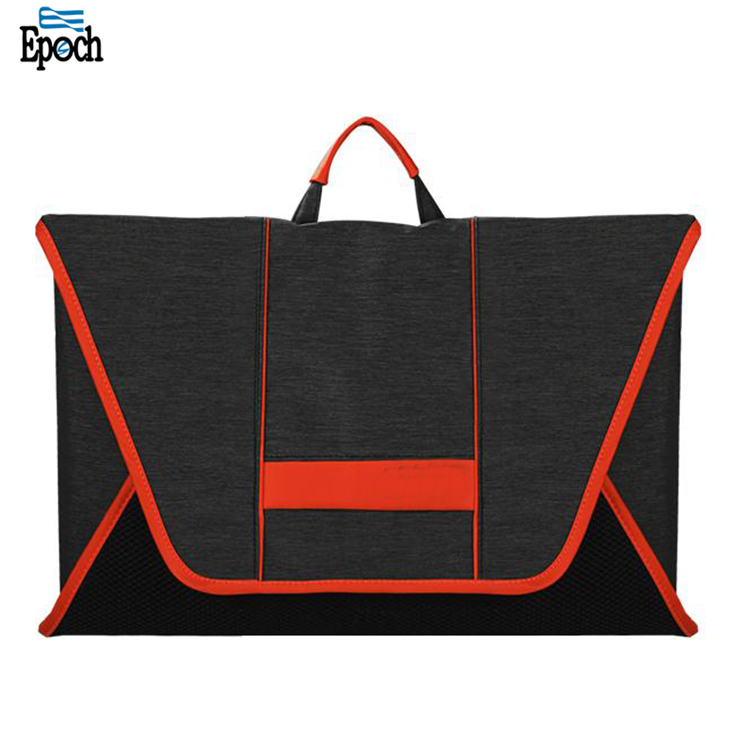 Epoch wholesale new arrival fashion bussiness anti wrinkle shirt travel bag,waterproof garment folder