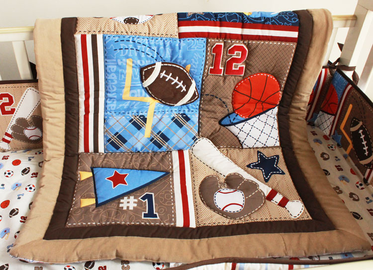 Baby Sports Quilt Patterns 68