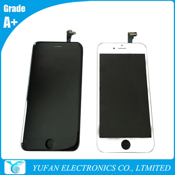 phone replacement parts for iphone 6 plus lcd assembly