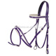 Colorful PVC Plastic Racing Bridle Horse