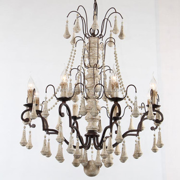 Most popular north america market european wood chandelier - Most popular chandeliers ...