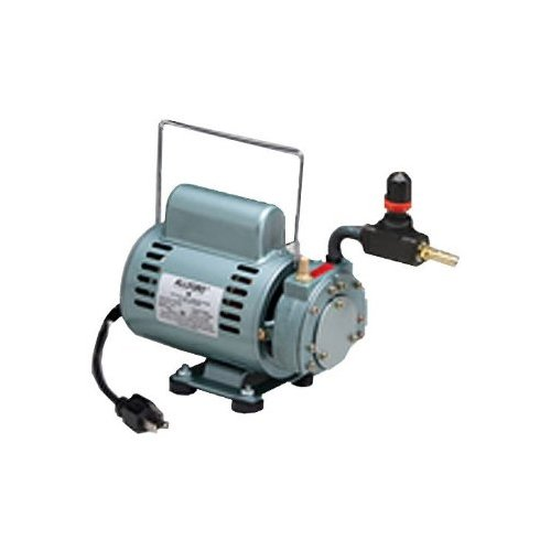 Allegro Industries 9801-88 T‐100 Jarless Sampling Rotary Vane Pump without Stand